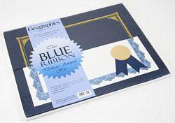 blue certificates