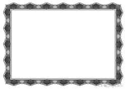 Crown Silver Award Certificates, A4, 25/PK