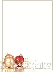 Christmas Stationery | Letterhead, Envelopes, Mailing Labels