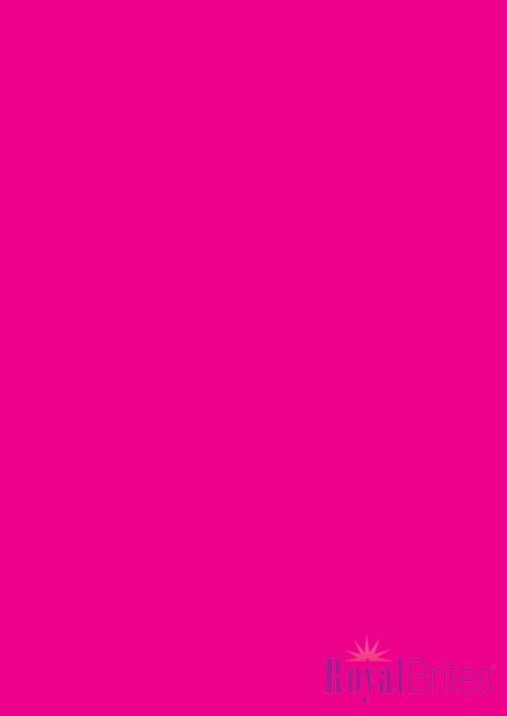 Poster Board Fluorescent Neon Pink A4 25 PK