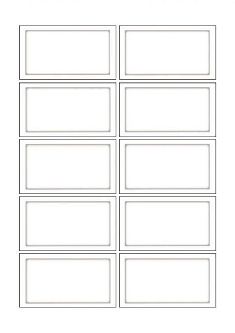 Printable cards blank design note cards postcards greeting cards windsor business cards white embossed a4 150pk flashek Choice Image