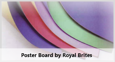 Poster Board by Royal Brites